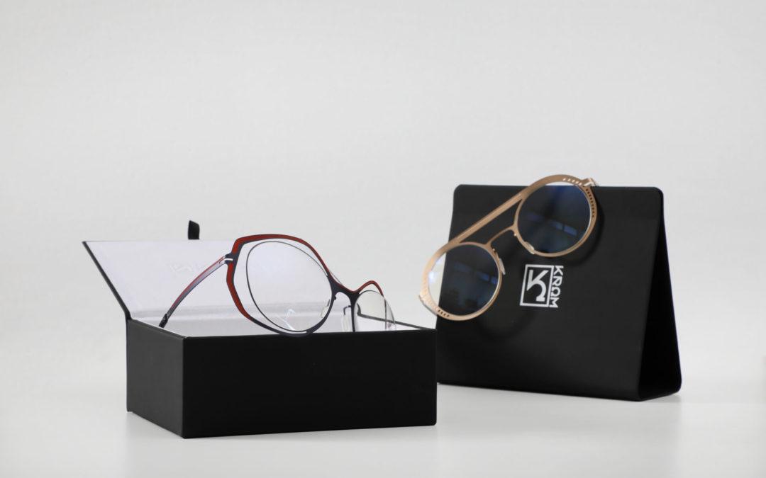 Et si vous testiez les lunettes impression 3D ?